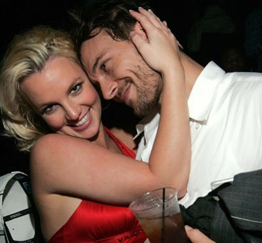 20 милиона долара за Федърлайн, ако отново се ожени за Бритни