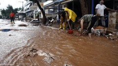 Незаконното строителство изиграло централна роля в тежките наводнения в Атина