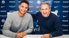 Американски вратар подписа с Манчестър Сити