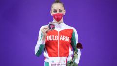Боряна Калейн спечели приза кралица на Световната купа в София и любимка на феновете
