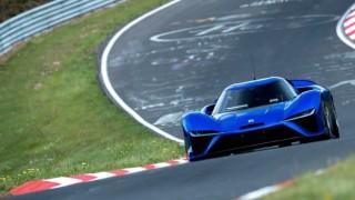Електромобил разби рекорда на Lamborghini на Nurburgring (ВИДЕО)