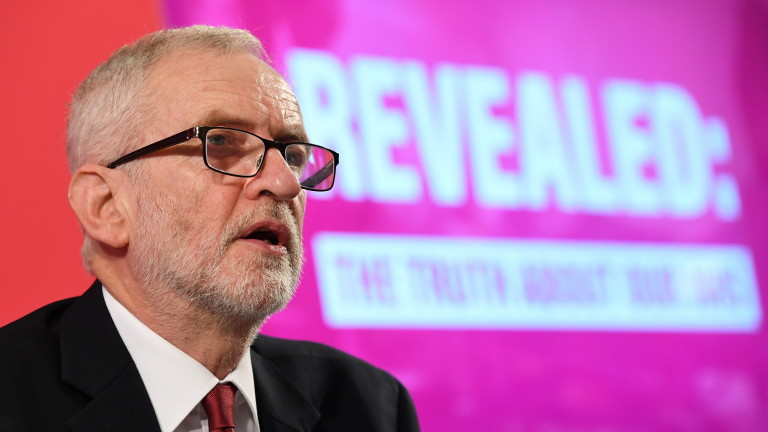 Катастрофа за Лейбъристката партия – най-слаб резултат от 1935 г.