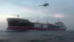 Русия май замесена в задържането на танкери от Иран