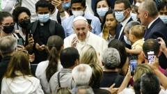 Папата никога не е обмислял оставка след операцията