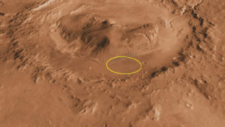 Curiosity каца на Марс на 6 август