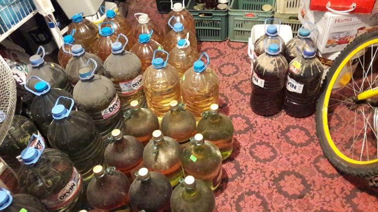 Спипаха 361 литра нелегална ракия в град Левски