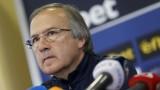 Дерменджиев: Няма да разчитам на Яблонски, Кабрал и Цветкович, това не са крути мерки