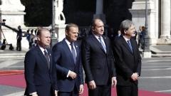 ЕС е единен и неделим, решен е да се справи с предизвикателствата, увери Радев