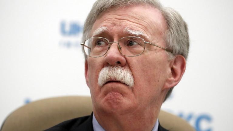 Американският съветник по националната сигурност на президента Доналд Тръмп -