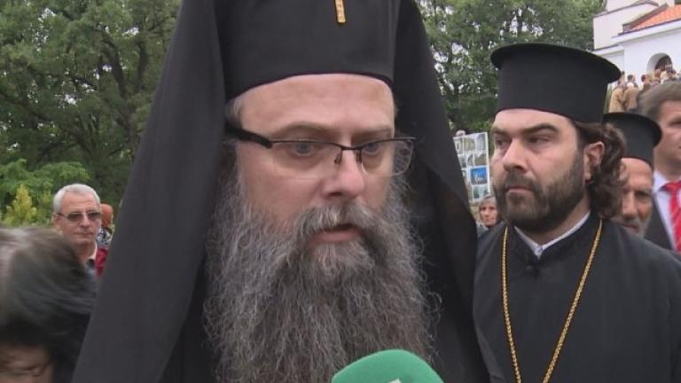 Пловдивският митрополит Николай защити зарята за Великден