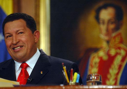 Чавес се срещнал с Фидел и Раул Кастро