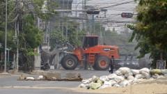 13% от компаниите в Мианмар не работят след преврата
