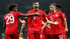 """Байерн разкова Тотнъм, """"баварците"""" забиха седем гола на клетите """"шпори"""""""