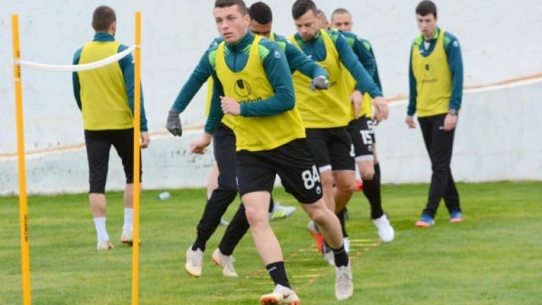 Отборът на Левски се интересува от младия талант на Черно