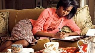 Мишел Обама към кралската двойка: Обичайте се