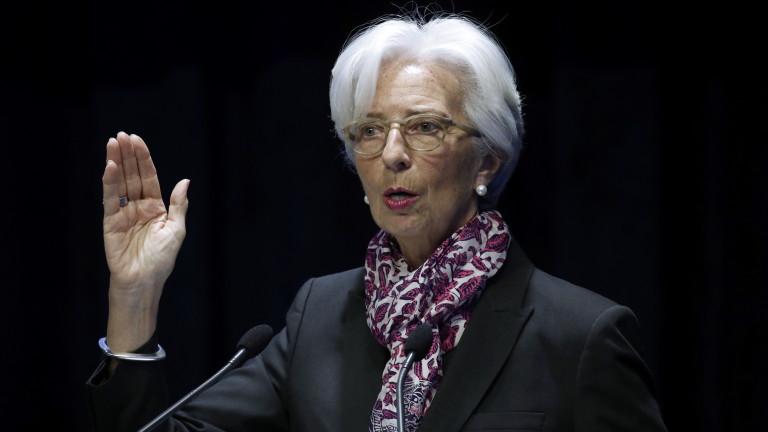 Какво да очакваме от ЕЦБ начело с Кристин Лагард?