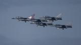 Тайван пак вдига изтребители заради навлезли 19 самолета на Китай в зоната на ПВО