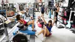Френската спортна верига Decathlon откри 5-ти магазин в България
