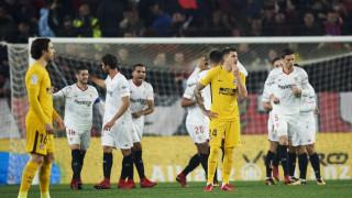 Нов зрелищен успех срещу Атлетико прати Севиля на полуфинал за Купата на Краля! (ВИДЕО)