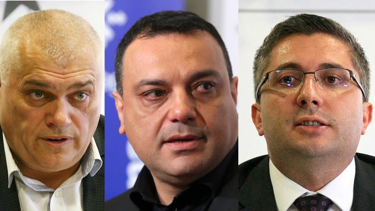 Снимка: Радев пусна указа, Маринов става вътрешен министър утре; Борисов: Решението на МС за Унгария няма правна стойност