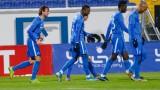 Левски - Черно море 1:0, гол на Райнов!