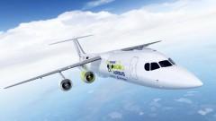 Три големи европейски компании разработват хибриден пътнически самолет