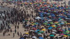 Бразилия с  15 115 нови случая на коронавирус