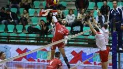 Нефтoхимиk измъкна драматична победа срещу ЦСКА и води с 2:0 в серията