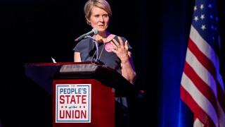 Синтия Никсън се кандидатира за губернатор