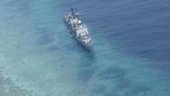 Филипините се оплакват от китайските кораби в оспорваното Южнокитайско море