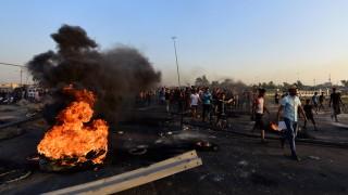 Броят на жертвите при протестите в Ирак продължава да расте