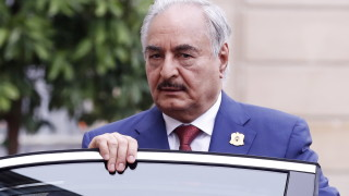 Италия призова Хафтар да спре настъплението към Триполи