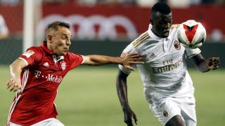 Милан се чуди как да разкара Мбайе Нианг