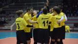 Славия победи Люлин в битката за бронза от волейболната Скаут лига (ГАЛЕРИЯ)