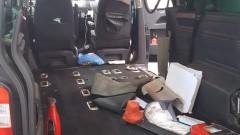 Заловиха френски гражданин с 186 контрабандни пистолета от Турция