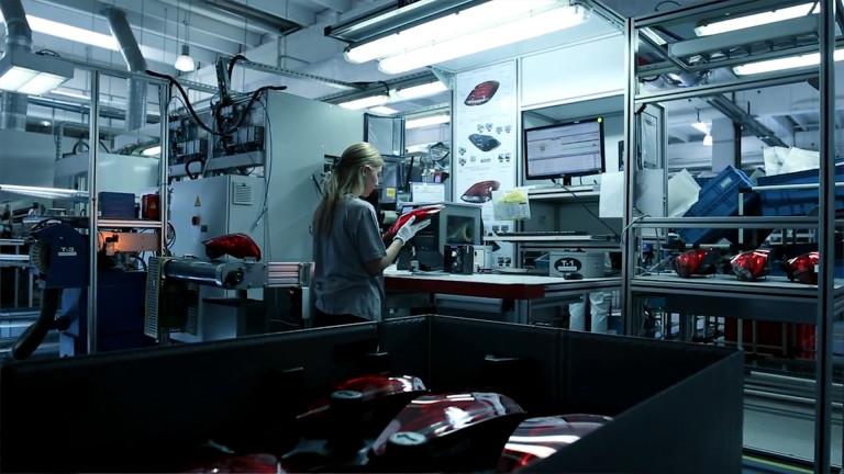 Снимка: Одело България откри новия си завод в Пловдив