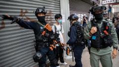 Първи обвинения по новия закон за националната сигурност в Хонконг