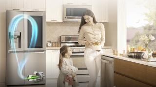 LG продадоха своя 15 - милионен хладилник