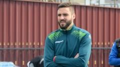 Ради Василев: Вече се чувствам добре, с времето ще възвърна познатата си форма