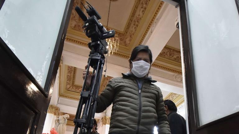 Пандемията все повече заплашва глобалната свобода на медиите