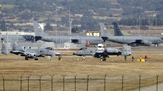 Турция постави под въпрос присъствието на US силите в Инджирлик