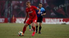 Уесли Ната: От ЦСКА не са изпращали оферта за мен, чух добри думи за Любо Пенев