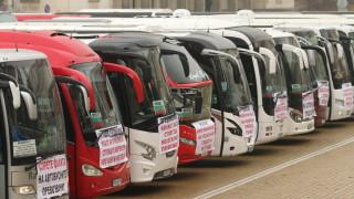 С 14 млн. лева финансират 208 заявления на автобусни превозвачи