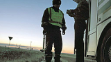 Полицаи от Генерал Тошево заловиха двама нелегални имигранти