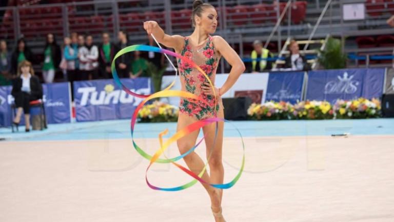 Катрин Тасева призна, че целта и ще бъде златният медал