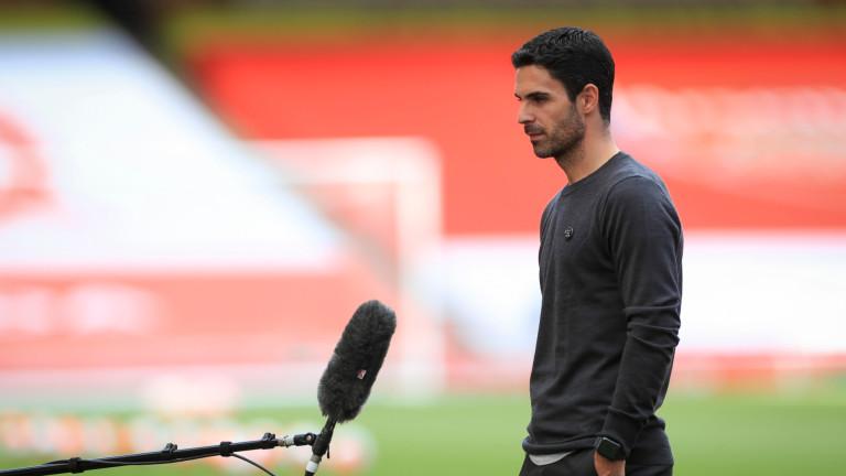 Артета: Ливърпул има все по-малко слабости, трябва да им се противопоставим истински