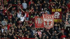 ЦСКА се надява на 13 000 зрители за Лига Европа