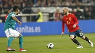 Давид Силва обяви оттеглянето си от националния отбор