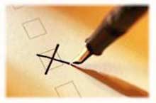 Избирателна активност в страната