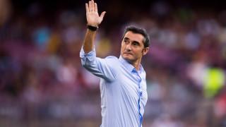Ернесто Валверде: Имаше моменти, в които да обърнем развоя на мача